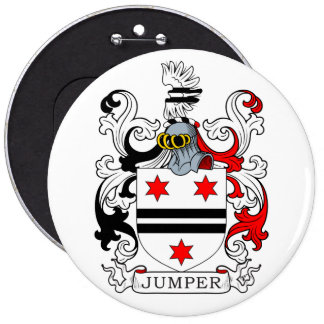 Jumper Coat of Arms II Pinback Button