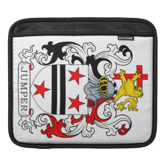 Jumper Coat of Arms Sleeves For iPads