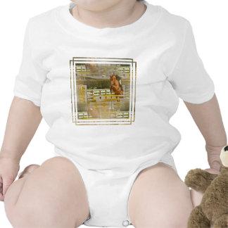 Jumper Horse Show Baby T-Shirt