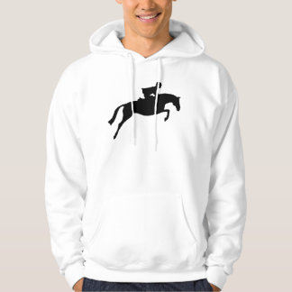 Jumper Horse Silhouette Hoody