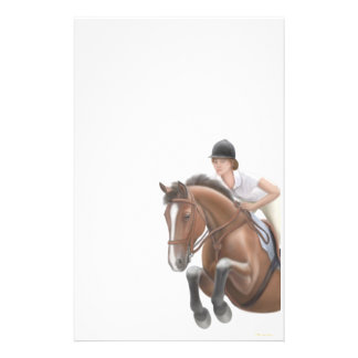 Jumper Horse Stationery