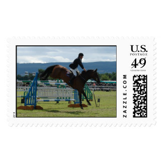 Jumpers Away Postage Stamp