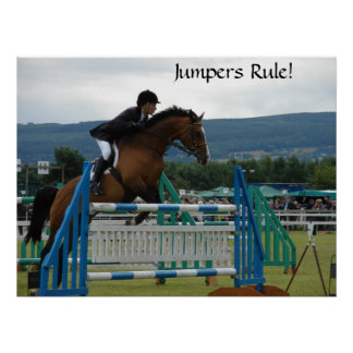 Jumpers Rule! Poster