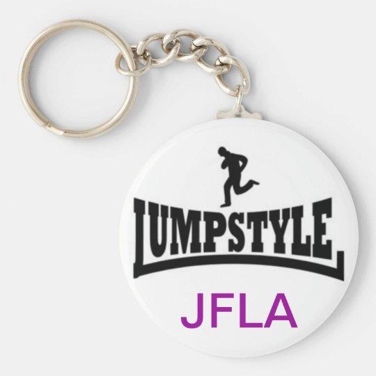 JUMPFORCE LA Keychain