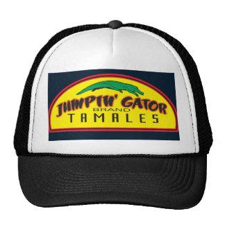 Jumpin Gator Tamales Trucker Hat