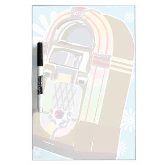 Jumpin Jukebox Dry Erase Board