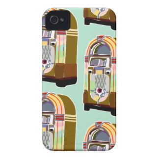 Jumpin Jukebox Pattern Case-Mate iPhone 4 Case