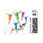 Jumpin' Up! Postage