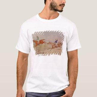 Jumping a Fence T-Shirt