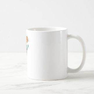 jumping basketball frog classic white coffee mug
