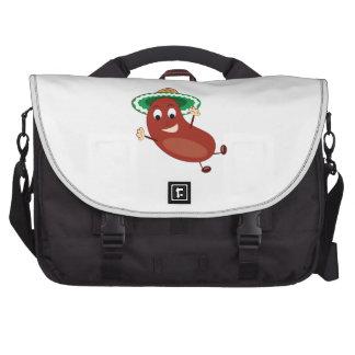 Jumping Bean Laptop Messenger Bag