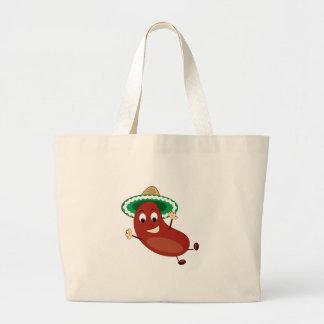 Jumping Bean Tote Bag