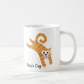 Jumping Cat Mug