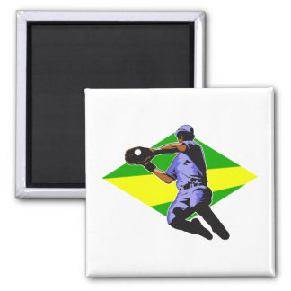 Jumping Catch.png 2 Inch Square Magnet