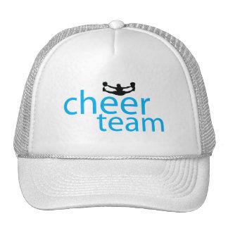 Jumping Cheerleader Team Gear Trucker Hat