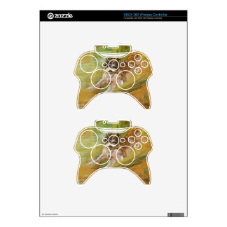 Jumping Dog Schlick by Franz Marc Xbox 360 Controller Skin