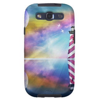 Jumping Dolphin Galaxy SIII Covers