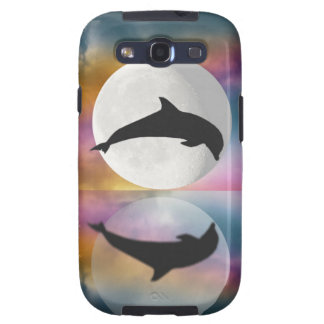 Jumping Dolphin Galaxy SIII Cover