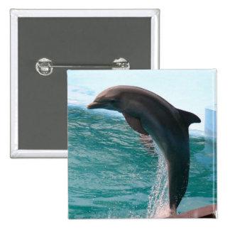 Jumping Dolphin Pin