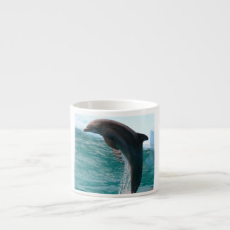 Jumping Dolphin Specialty Mug Espresso Cup