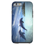 Jumping Dolphins Tough iPhone 6 Case