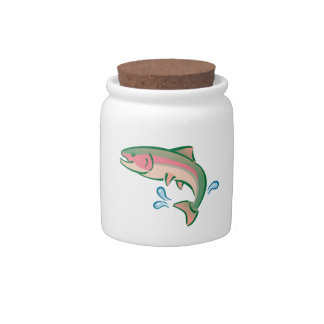 Jumping Fish Candy Dishes
