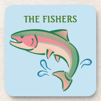 Jumping Fish Drink Coaster