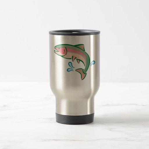 Jumping Fish Mug