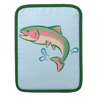Jumping Fish Sleeve For iPads