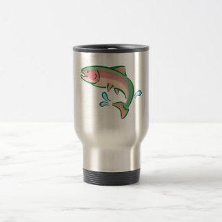 Jumping Fish Travel Mug