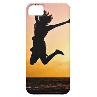 Jumping For Joy Sleek & Stylish iPhone 5/5s iPhone SE/5/5s Case