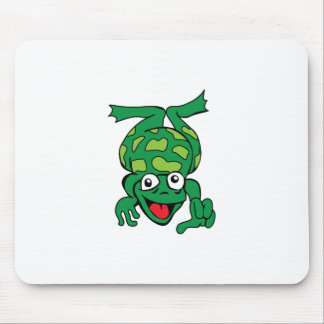 JUMPING FROG MOUSE PAD