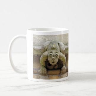 Jumping gargoyles mug