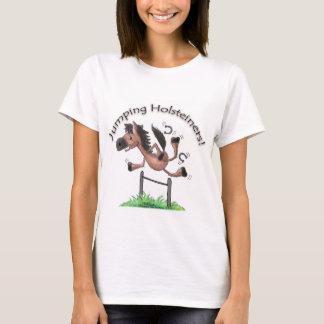 Jumping Holsteiners! T-Shirt