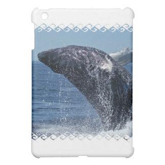 Jumping Humpback Whale iPad Case