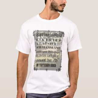 Jumping in field T-Shirt