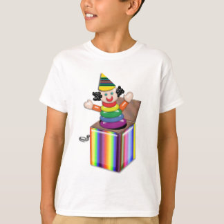 Jumping Jack in the Box T-Shirt