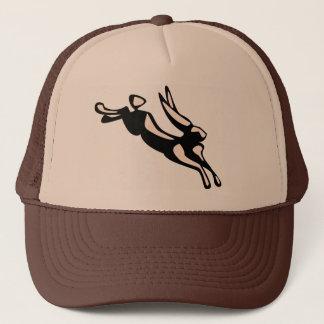 Jumping Jack Rabbit Trucker Hat
