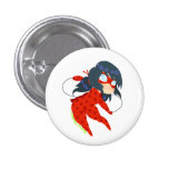 Jumping Ladybug Button