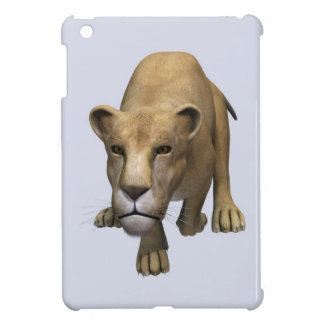 Jumping Lioness iPad Mini Case