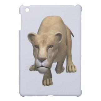Jumping Lioness iPad Mini Cases