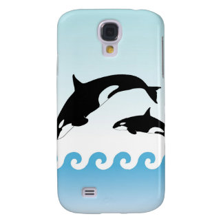 Jumping Orca iPhone 3G/3GS Case