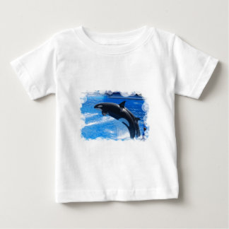 Jumping Orca Whale Shirt