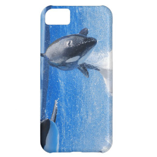 Jumping Orcas iPhone 5C Case