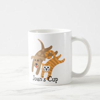 Jumping Pets Mug