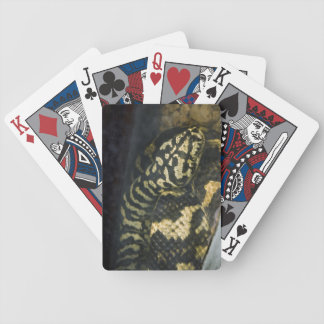 Jumping Pit Viper Bicycle Playing Cards