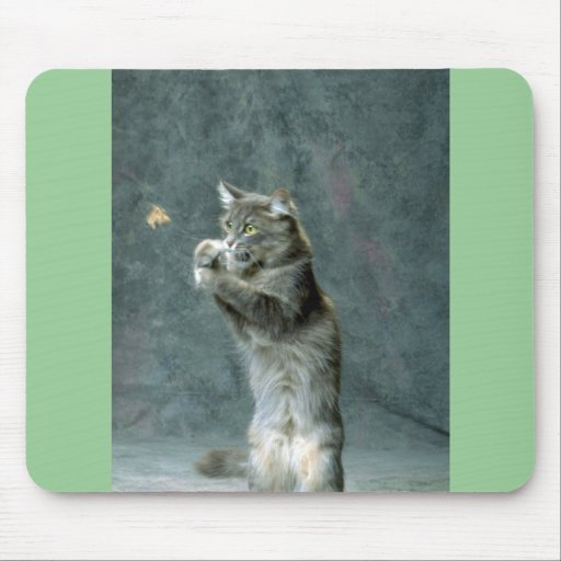 Jumping Schmoo Mouse Pad