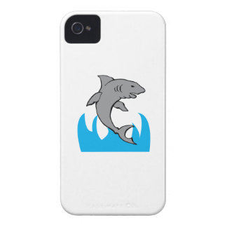 Jumping Shark iPhone 4 Covers