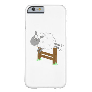 Jumping Sheep Barely There iPhone 6 Case