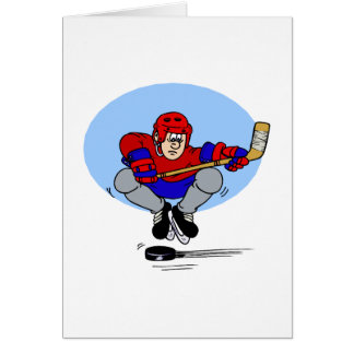 jumping shot stationery note card